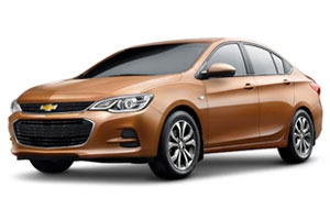 Chevrolet All New Cavalier