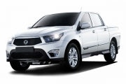 SsangYong New Actyon Sport
