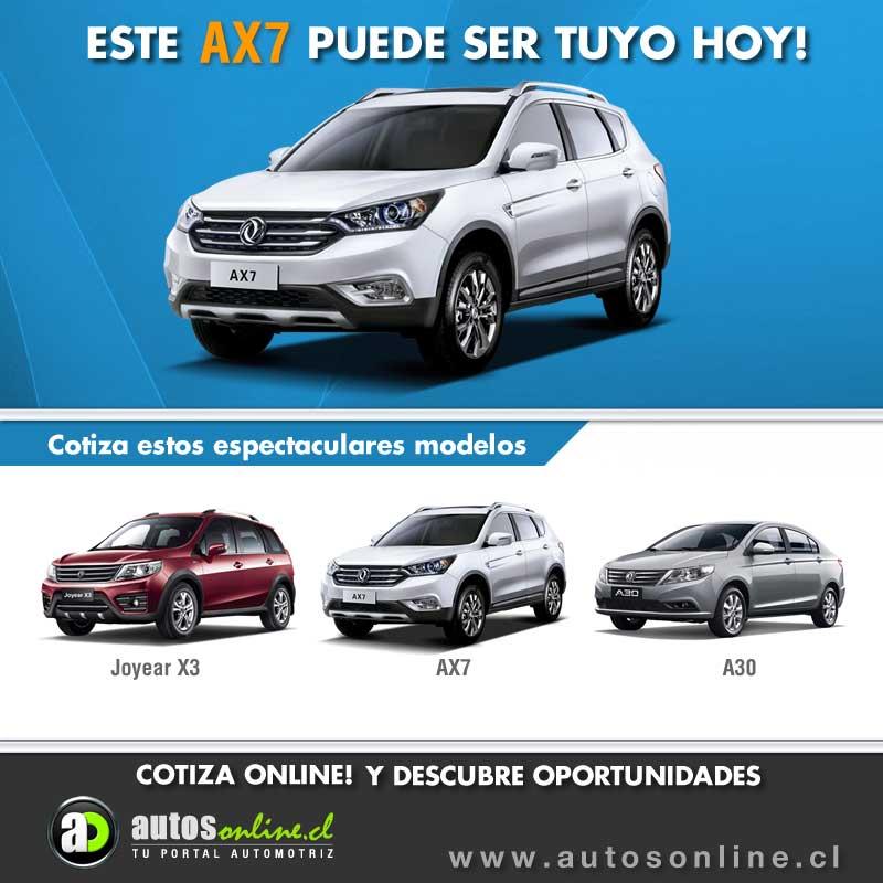 Marcas autos chinos con concesionario Online , Autos ...
