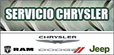 Servicio Tecnico Chrysler, Dodge, Jeep, Servicio Chrysler