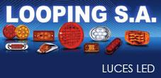 Luces Led para Camiones, Autos, Focos, Baliza, Looping