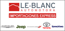 Repuestos Toyota, Ssangyong Jeep, Dodge, Le-Blanc