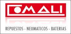 Neumaticos, Baterias, Repuestos para Vehiculos, Comali