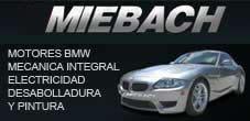 Servicio Tecnico BMW Especializado, Pintura, Electricidad Automotriz, Miebach