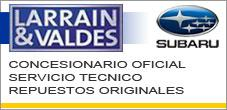 Repuestos Subaru, Servicio Tecnico Subaru, Larrain y Valdes