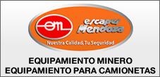 Equipamiento Minero Barras Pertigas Balizas Focos Mendoza