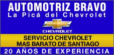 Chevrolet Servicios, Repuestos, Pintura, Desarmaduria, A.Bravo