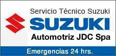Servicio Tecnico Suzuki, Automotriz JDC