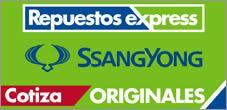 Venta de Repuestos Ssangyong, Repuestos Express