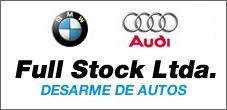 Desarmaduria, Repuestos Audi, Repuestos BMW, Fullstock