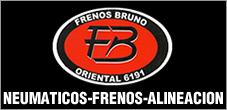 Neumaticos, Alineacion Balanceo, Frenos, Cambio Aceite, Frenos Bruno