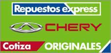 Venta de Repuestos Chery, Repuestos Express