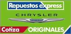 Venta de Repuestos Chrysler, Repuestos Express