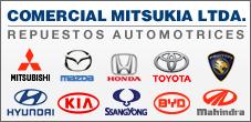 Repuestos Honda, Mazda, Mitsubishi, Toyota, Hyundai, Mitsukia