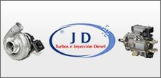 Reparacion de Turbos, Inyeccion Diesel, JyD Turbos