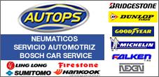 Neumaticos Dunlop Nexen, Bridgestone, Baterias, Cambio de Aceite, Autops