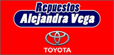 Repuestos Toyota, Desarmaduria Toyota, Alejandra Vega