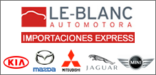 Repuestos Kia, Mazda, Mitsubishi, Jaguar, Mini, Le-Blanc