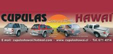 Barras Antivuelco, Cubre Pick Up, Pisaderas de Aluminio, Cupulas Hawai