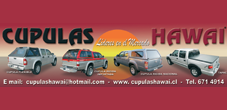 Lonas Maritimas, Tapas Rigidadas, Lonas Cubre Pic up, Cupulas Hawai