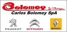 Repuestos Peugeot Citroen Originales Alternativos, Bolomey