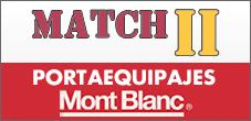 Portaequipajes, Bicicleta, Ski, Cadenas, Barras, Parrillas, Match II