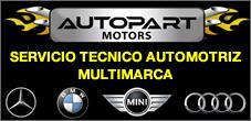Servicio Tecnico BMW, Mercedes Benz, Audi, Autopart