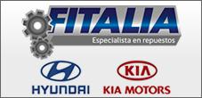 Repuestos Alternativo y Originales Kia, Hyundai, Mahindra, Fitalia