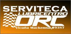 Alineación y Balanceo de Neumáticos, Lubricentros ORC