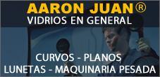 Vidrios, Parabrisas, Lunetas para Autos, AAron Juan