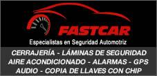 GPS Tracker, Alarmas, Radios, Alzavidrios, Cierre, Luces Xenon, Fastcar