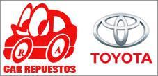 Repuestos Toyota Originales y Alternativos, Car Repuestos