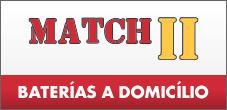 Venta de Baterias para Vehiculos, Match II