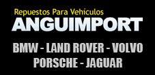 Repuestos Originales BMW, Land Rover, Jaguar, Volvo, Porsche, Anguimport