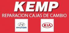 Reparación cajas de cambio Kia, Hyundai, KEMP