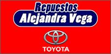 Venta Repuestos Toyota Originales, Alternativos y Desarmaduria, Alejandra Vega