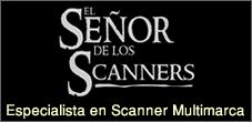 Escaner, Reparacion de Computadores, El Señor de los Escaner