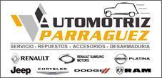 Venta de Repuestos Dodge, Chrysler, Jeep, Automotriz Parraguez