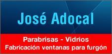 Parabrisas, Vidrios Autos, Fabricacion Ventanas Furgon, Jose Adocal
