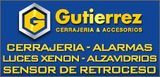 Cerrajeria, Llaves con Chip, Alzavidrios, Alarmas, Luces Xenon, C.Gutierrez