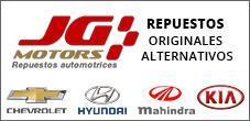 Venta de Repuestos Chevrolet Originales y Alternativos, JG Motors