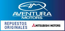 Venta de Repuestos Mitsubishi Originales, Aventura Motors
