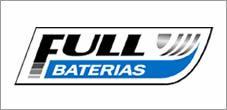 Baterias de autos - Full baterias