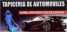 Tapicería para Vehiculos, Cueros, Telas, Fundas, Reparaciones, Jaime Valdes