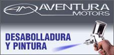 Desabolladura y Pintura, Aventura Motors