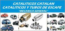 Venta Instalacion de Cataliticos, Repuestos Toyota, Cataliticos Catalan
