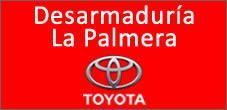 Desarmaduria, Repuestos Toyota Originales y Aternativos, Repuestos La Palmera