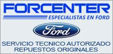 Servicio Tecnico y Venta de Repuestos Ford, Forcenter