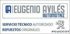 Venta de Repuestos Peugeot, Automotriz Eugenio Aviles