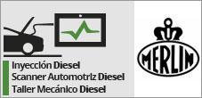 Inyeccion Diesel, Scanner Automotriz, Taller integral Diesel  Merlin en Santiago